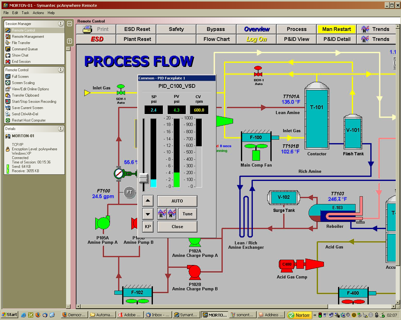 Electrical Solutions Corp Scada And Networking