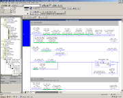 RSLogix 5000 Screenshot