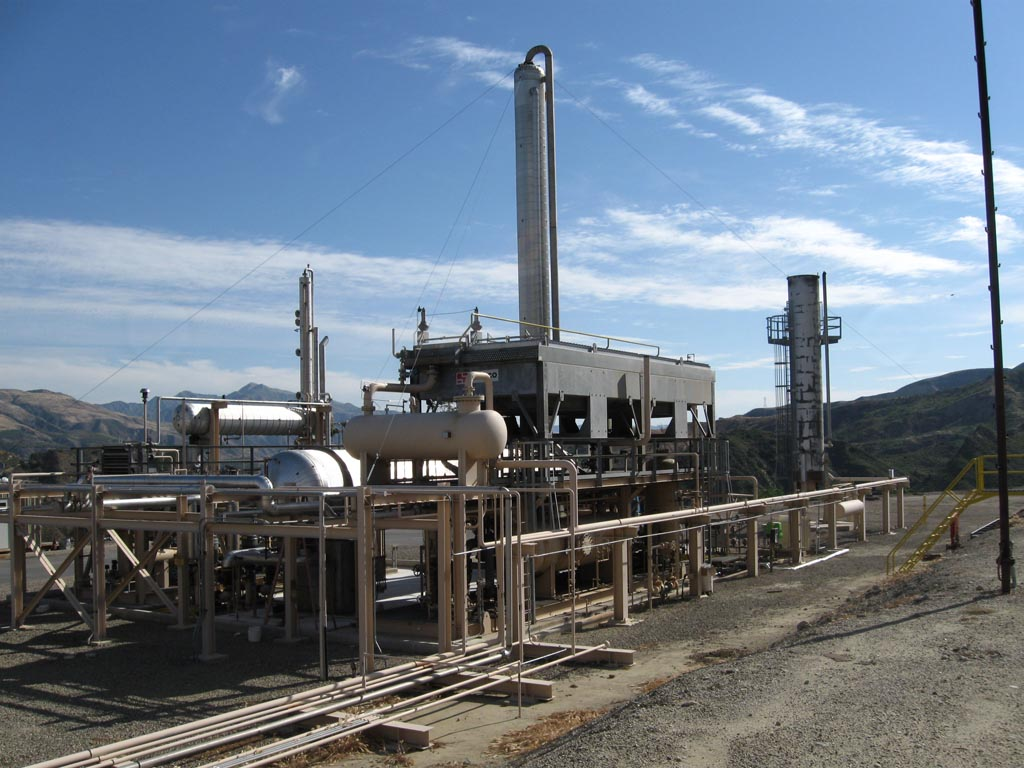 Electrical Solutions Corp Projects Shiells Canyon Co2 Plant